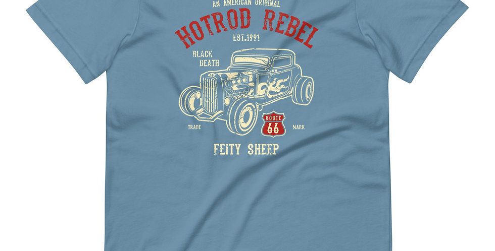 Hot Rod Rebel Tee