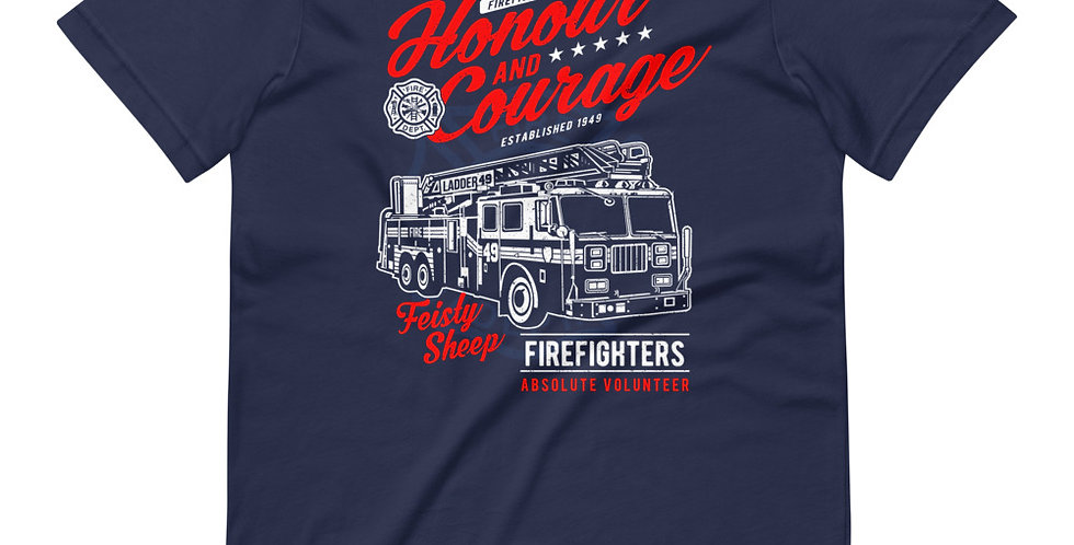 Honour and Courage Tee