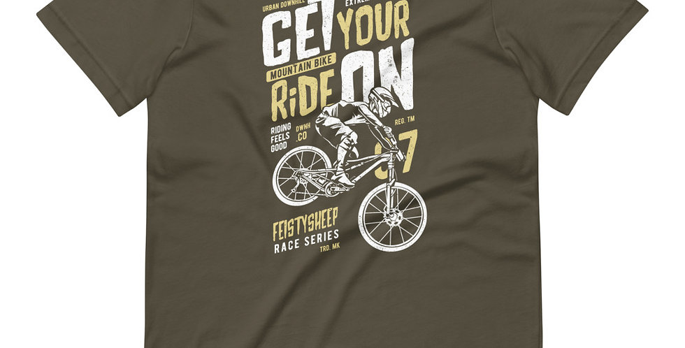 Get Your RIde On Tee