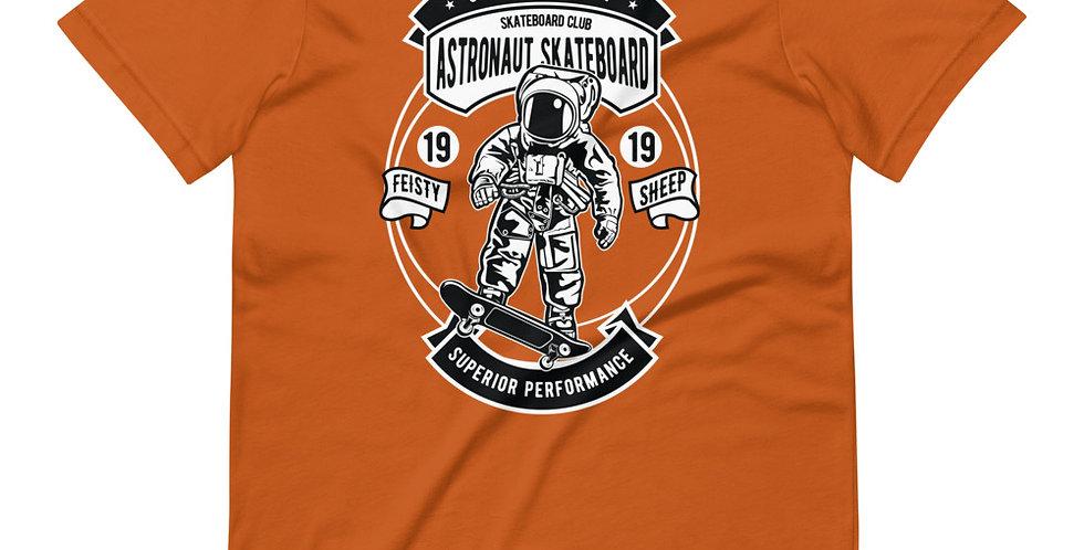 Astronaut Skateboard Tee