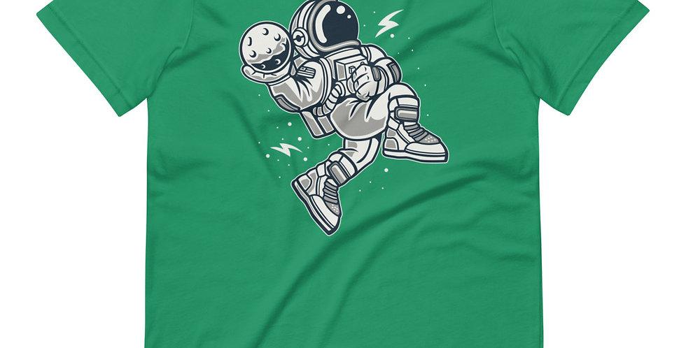 Astronaut Slamdunk Tee