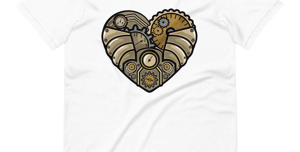 Steampunk Heart Tee
