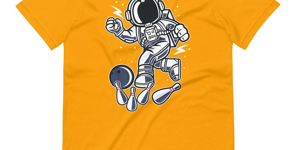 Astronaut Bowling Tee