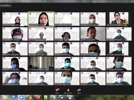 Webinar Universitas Pertahanan: Obat Modern Asli Indonesia untuk Ketahanan Kesehatan