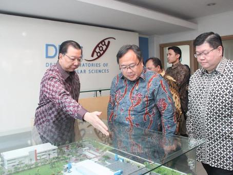 Obat Modern Asli Indonesia Untuk Kurangi Impor Bahan Baku