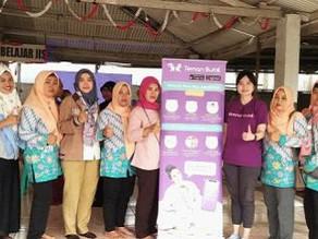 Penyuluhan Kesehatan dan Sosialisasi Aplikasi Teman Bumil bagi Warga Binaan GK Site Mustikasari