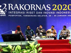 Obat Modern Asli Indonesia Dexa Group Dikenalkan dalam Rakornas Kemenristek / BRIN