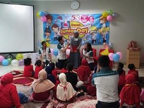 Serunya Dexan Junior Day di Dexa Site Cikarang