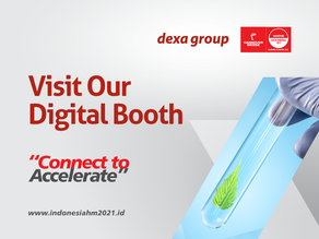 Obat Modern Asli Indonesia dari Dexa Group Makin Dikenal Dunia Lewat Hannover Messe 2021