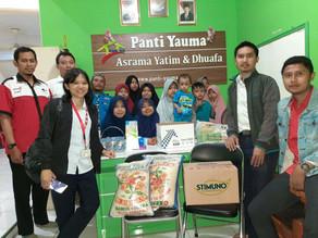 Dexa Group Berbagi Kasih untuk Panti Asuhan di Bekasi