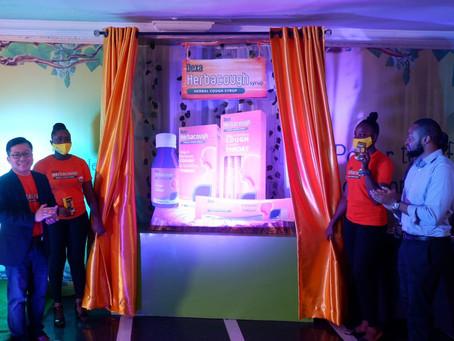 Makin Mendunia, OMAI HerbaKOF Rambah Pasar Nigeria dengan Nama HerbaCough