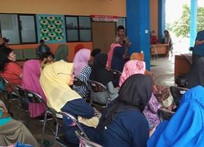Penyuluhan Kesehatan dan Sosialisasi Aplikasi Teman Diabetes bagi Warga Rusunawa Khomarudin