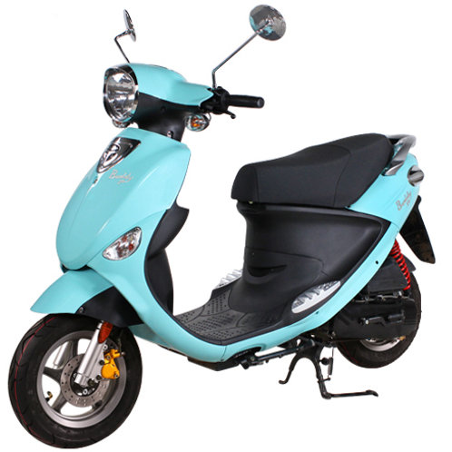 2021 Buddy 50 Scooter