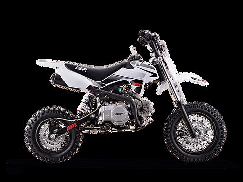 2021 SSR SR110 Semi