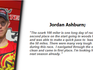 Jordan Ashburn Wins 2017 Ozark Hard Enduro on Beta 300 RR Race Edition