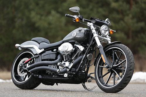 2014 Harley Davidson FXSB Softail Breakout