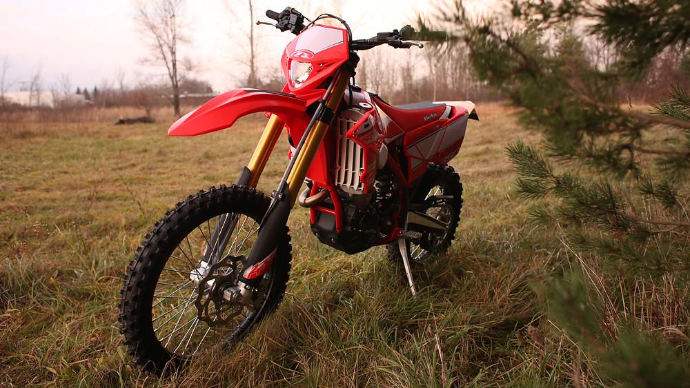 2017 Beta 350 RR-S Motorcycle