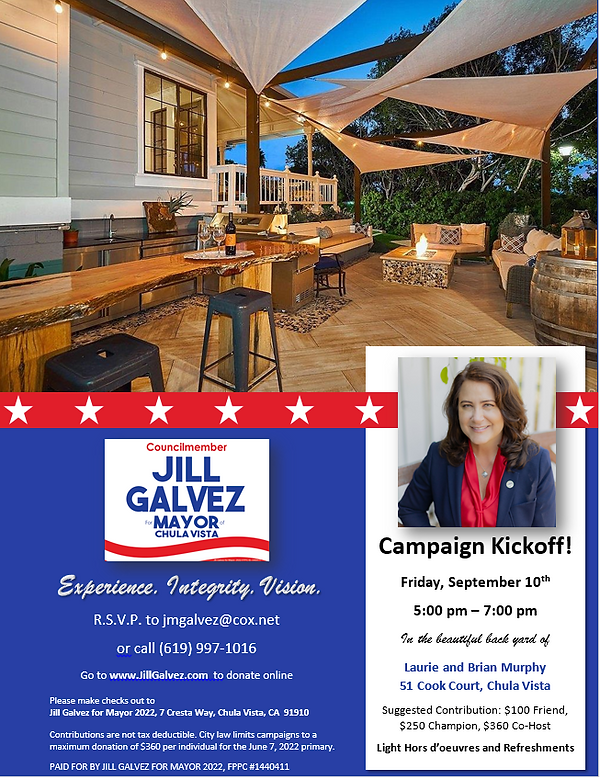 Campaign Kickoff September 10th, Jill Galvez for Mayor.PNG