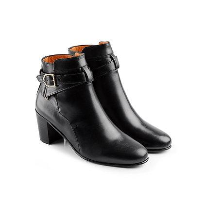 The Kensington(Black Leather)