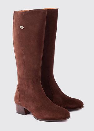 Downpatrick Knee High Boot (Cigar)