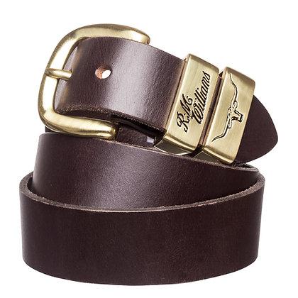 """1 1/2"""" Belt Solid Hide Belt"""