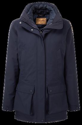 Uppingham 3 in 1 Coat (True Navy)