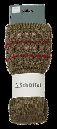 Ladies Stitch Sock (Moss)