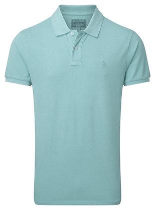 St Ives Classic Polo Shirt (Aqua)
