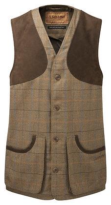 PtarmiganTweed Waistcoat II (Arran Tweed)