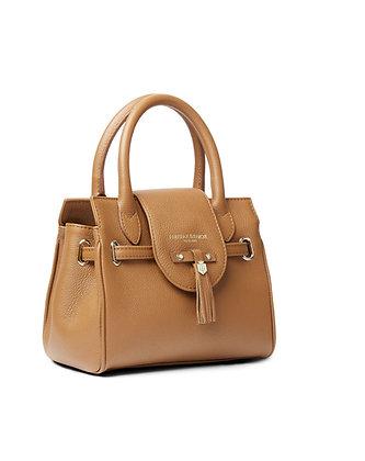 The Mini Windsor (Tan Leather)