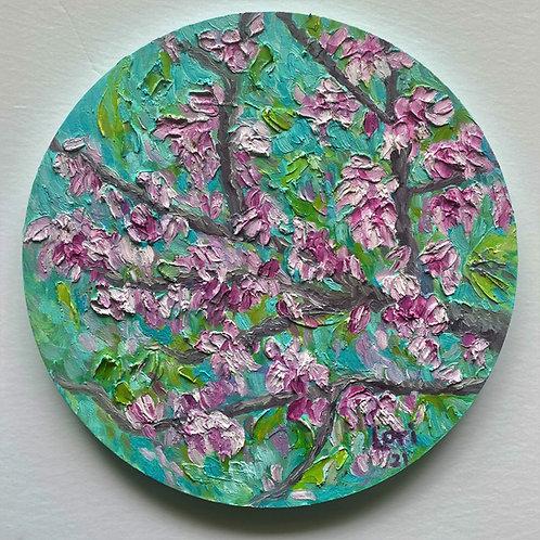 Blossoms oil originals Series