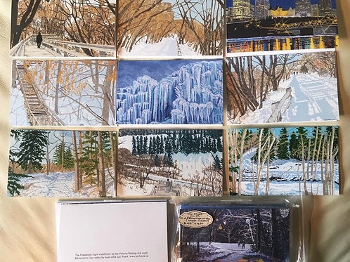 Christmas Cards  5,10 or 20 greeting card packages