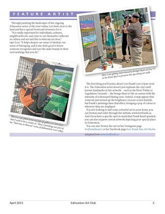 Edmonton arts club April 2021 page 2