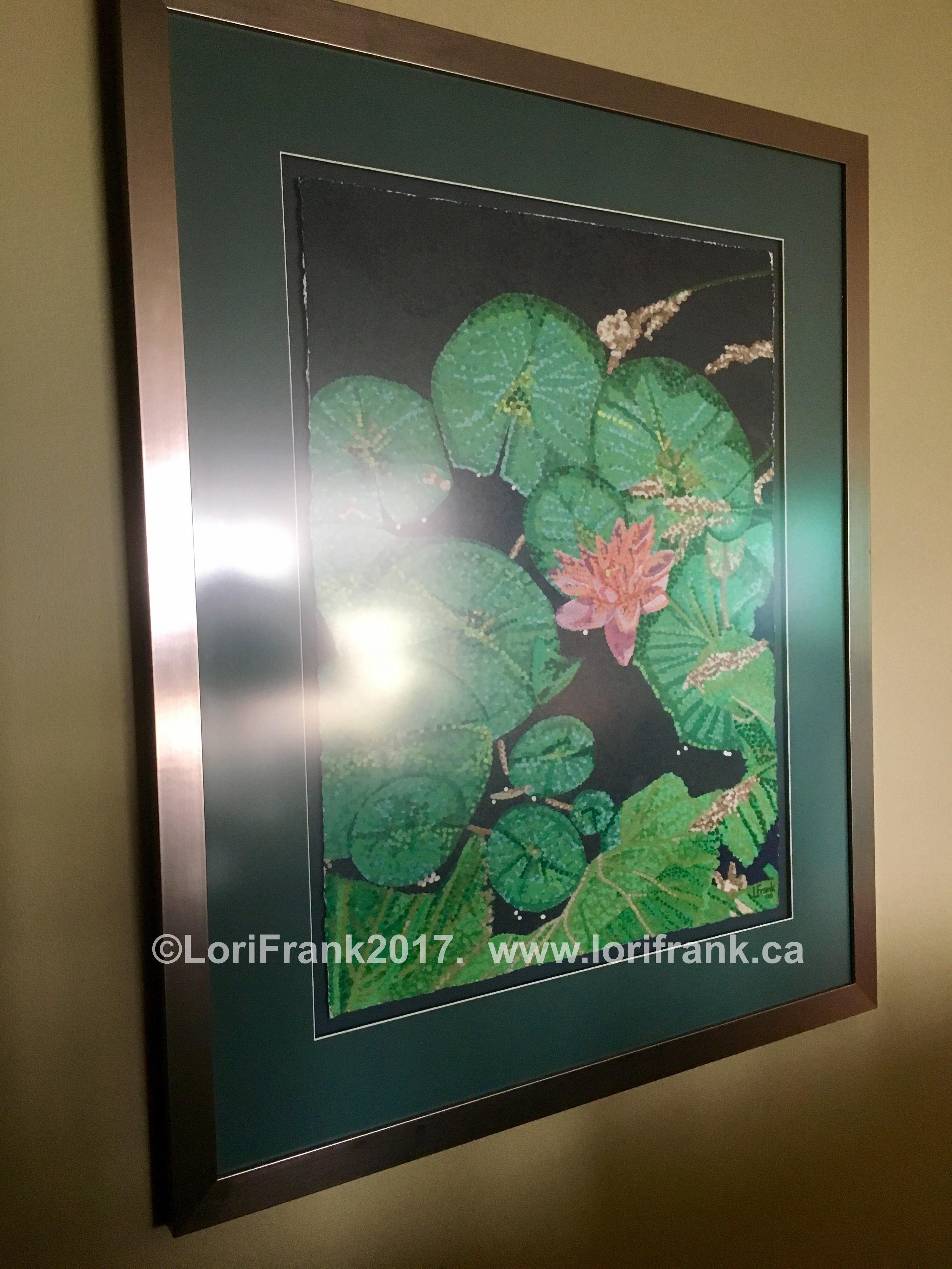 Tenom (Monet) Lilies