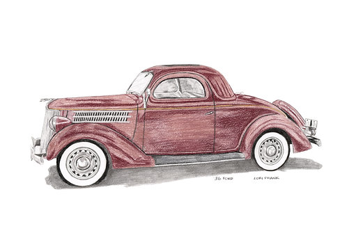 '36 Ford