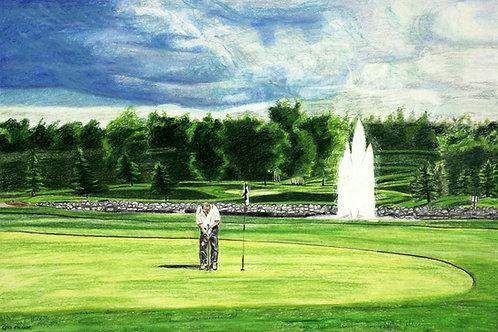 Going For Par, Innisfail Golf Course