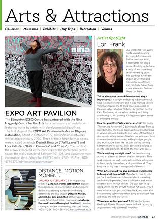 Where Magazine Feature Jan 2020