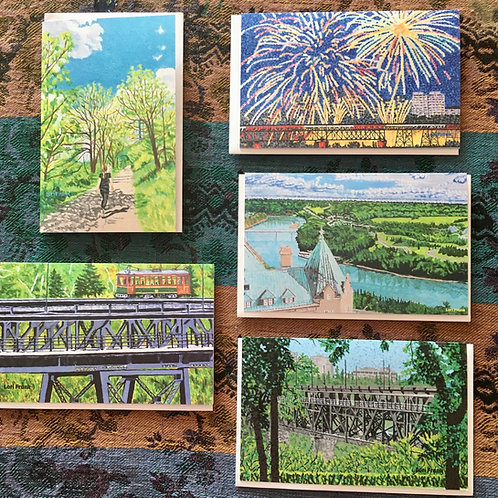 #5 Quick Pick of 5 Greeting Cards