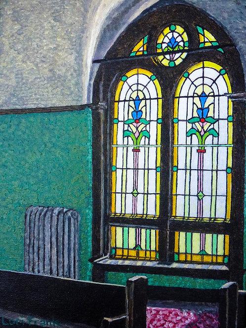 Hope, McDougall Church