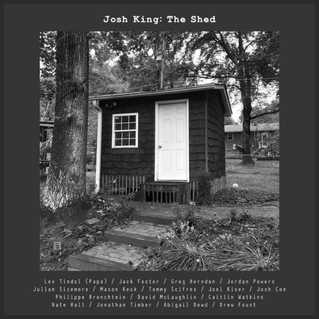 Josh King's 'The Shed'