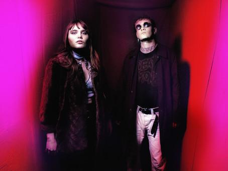 Badass New Release from Strange Bones, ft Calva Louise