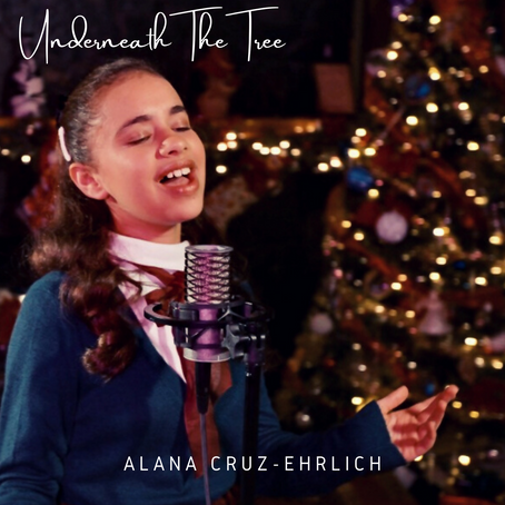 11 Year-Old Alana Cruz-Ehrlich Releases A Christmas Song