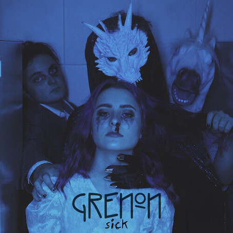 """Grenon Released """"Sick"""" Off Their Upcoming EP"""