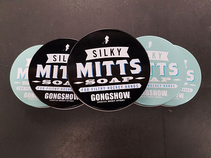 Silky Mitts by GongShow