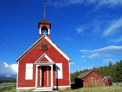 Leadville School House