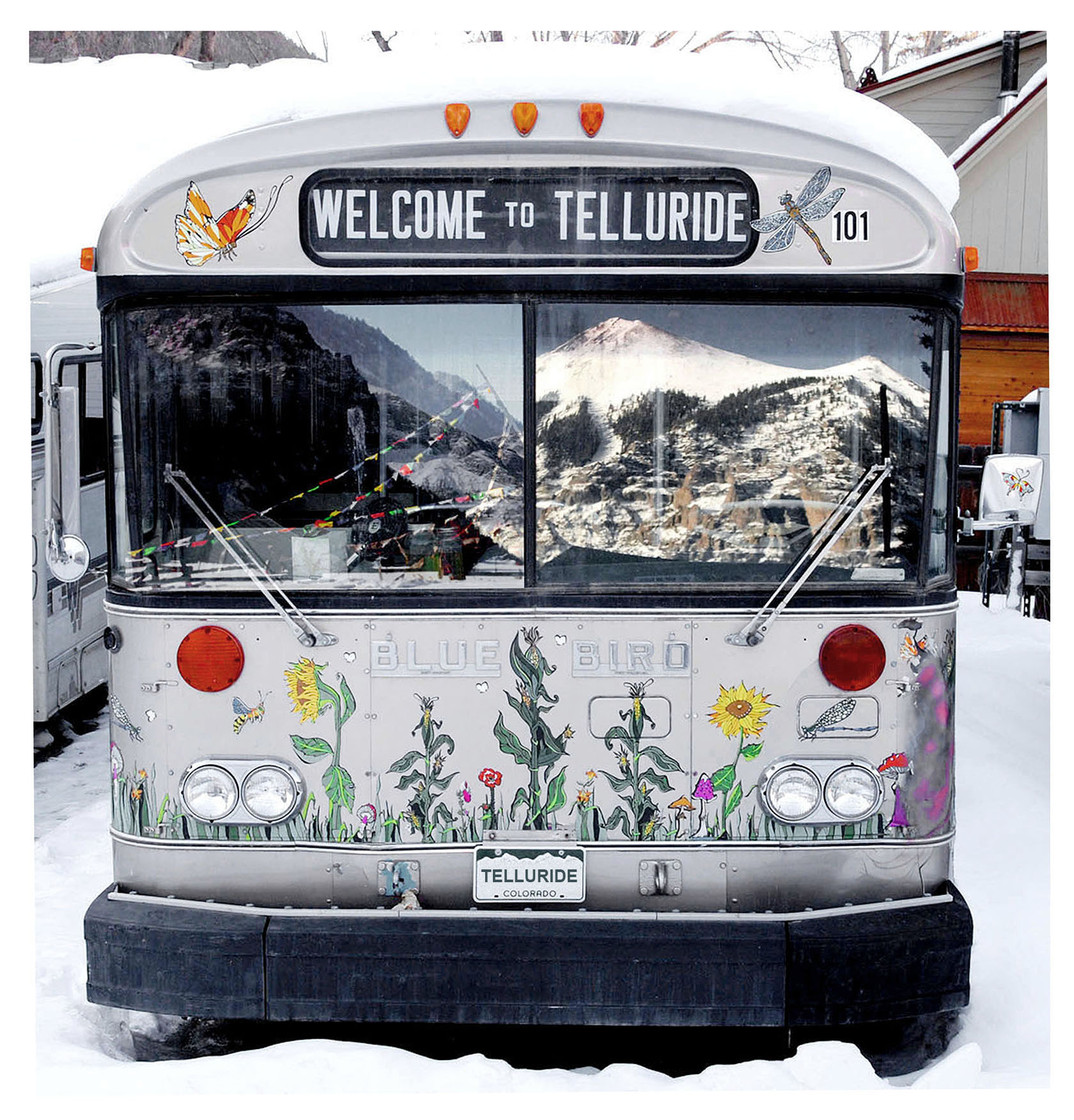 Welcome to Telluride