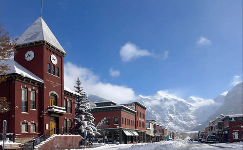 Our Town, Telluride