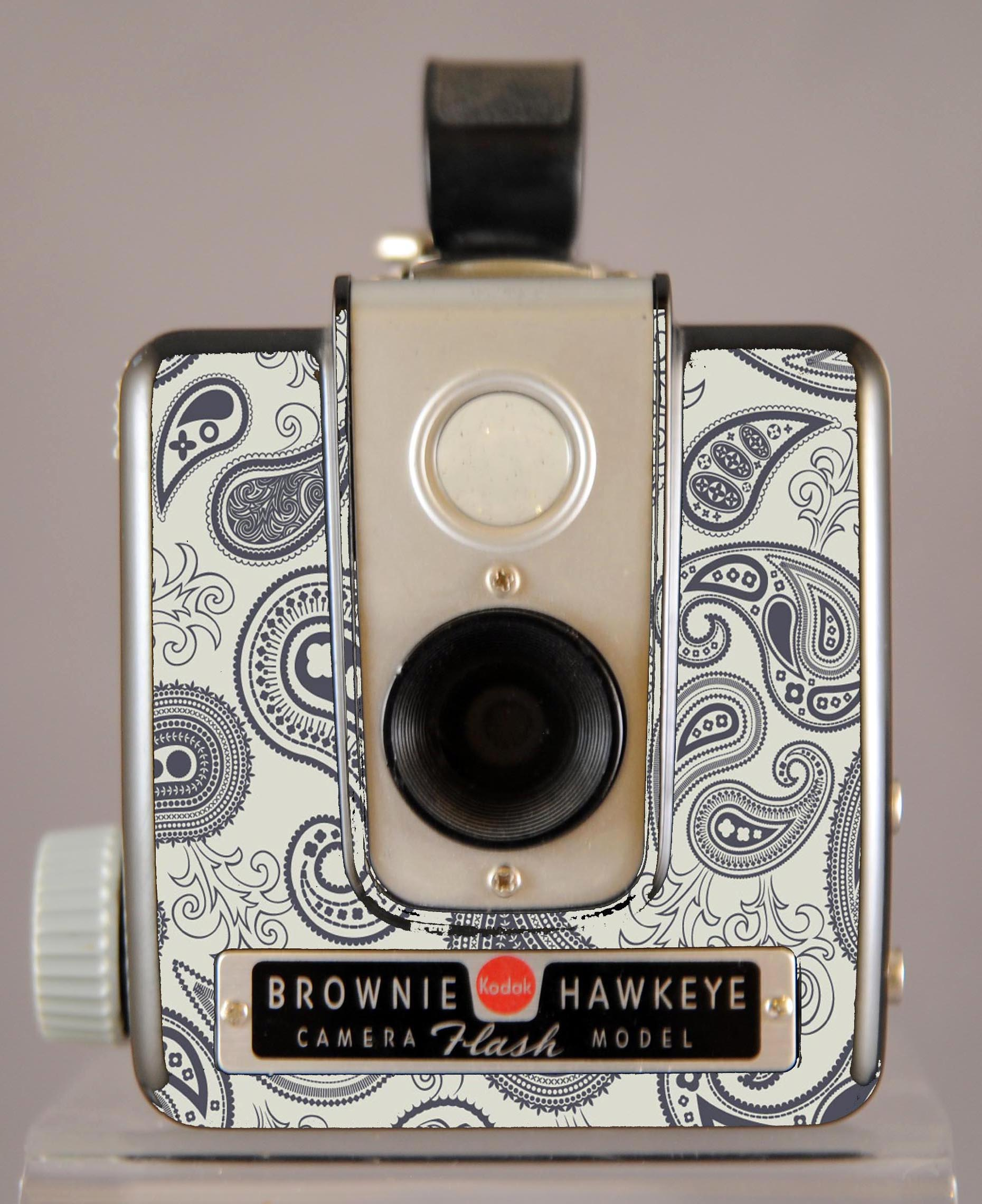 Paisley Brownie
