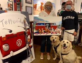 Dog Days of Summer, Mary Kenez, Gondogola, Telluride Photographer