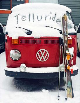 Gone Skiing, Telluride
